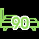 Матрасы 90x200
